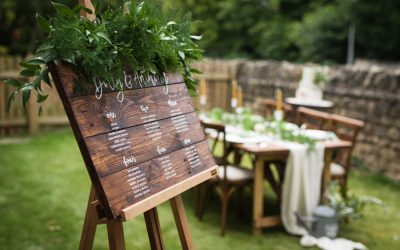 Sustainable 'New Normal' Wedding Inspiration